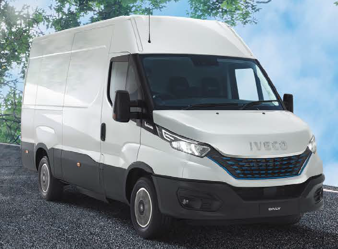 IVECO DAILY 1